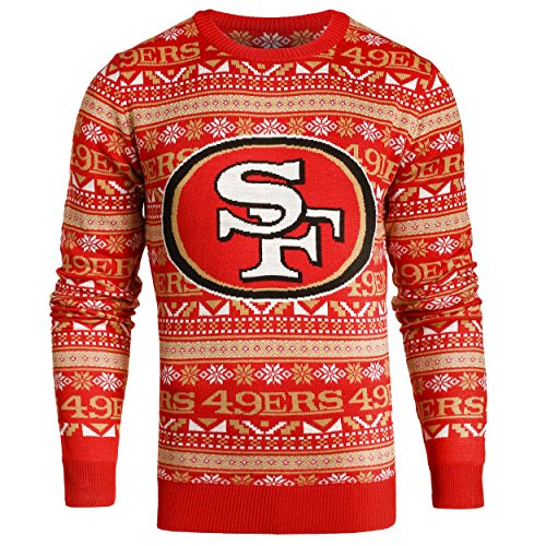 49ERS UGLY SWEATER