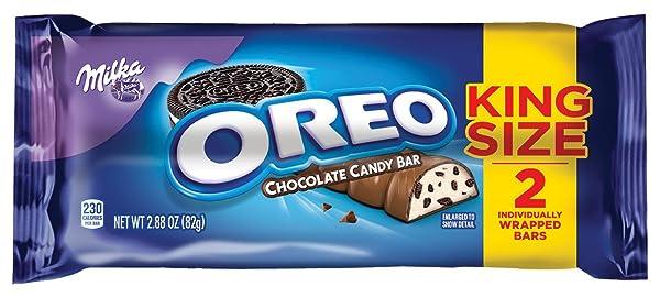Oreo Chocolate King Size Candy Bar - 2.88 Ounce