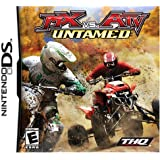 MX vs ATV Untamed - Nintendo DS