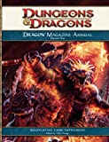 Wizards of the Coast Team Dragon Magazine Annual (Dungeons & Dragons)