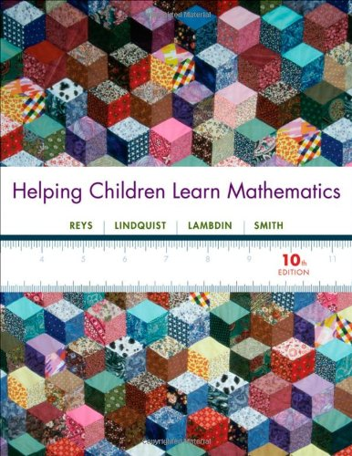 Helping Children Learn Mathematics (Coursesmart)