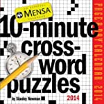 Mensa 10-Minute Crossword Puzzles 201...