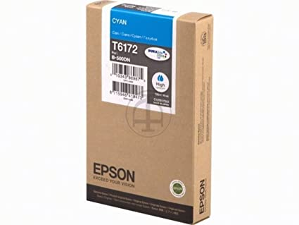 Epson B 500 DN (T6172 / C 13 T 617200) - original - Ink cartridge cyan - 7.000 Pages - 100ml