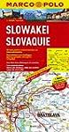 MARCO POLO Karte Slowakei (Marco Polo...