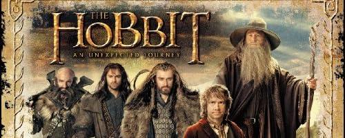 The Hobbit 2013 Calendar: An Unexpected Journey