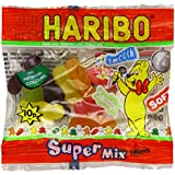 Haribo Super Mix Mini Bags (Pack of 100)
