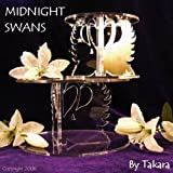 SWAN WEDDING CAKE STAND & SEPARATOR SET By TAKARAby Takara