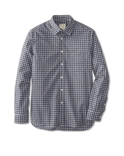 Billy Reid Men's Orleans Woven Shirt