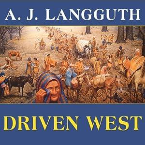 Driven West Audiobook