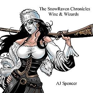The SnowRaven Chronicles Audiobook