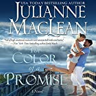 The Color of a Promise: The Color of Heaven Series, Book 11 Audiobook by Julianne MacLean Narrated by Samara Naeymi, Graham Halstead