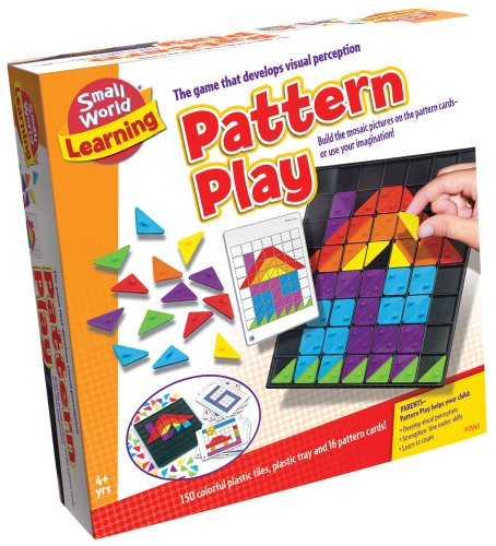 Small World Toys Learning - Pattern Play front-381421