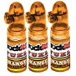 Rockit! Orange 3-pack Energy Snuff Bullets