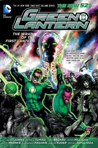 Green Lantern: Wrath of the First Lantern (The New 52)