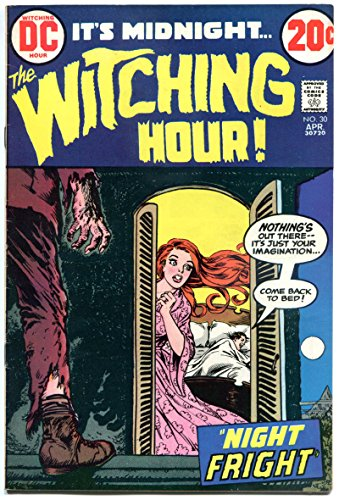 WITCHING HOUR #30 31, FN/VF, Red is for Dead, Witch,1969, more Horror in store (Dead Red Ca compare prices)