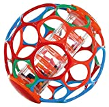 Oball Rainstick Rattle by Rhino Toys
