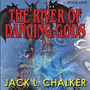 The River of the Dancing Gods Audiobook