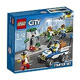 #8: Lego Police Starter Set, Multi Color