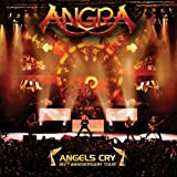 Angel's Cry: 20th Anniversary Tour by Angra (2013-12-03)