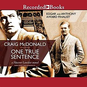 One True Sentence Audiobook