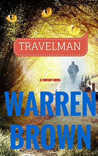 Book: TRAVELMAN by Warren Brown