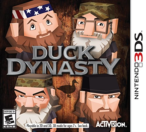 Duck Dynasty - Nintendo 3DS - 1