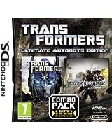 Transformers: Ultimate Autobots Edition (Nintendo DS)