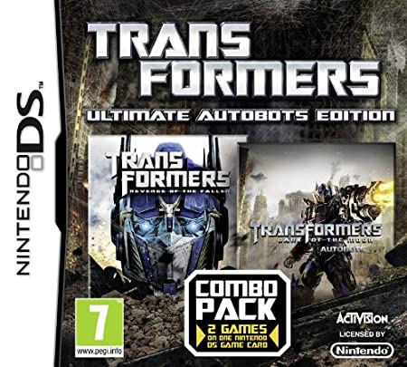 Transformers: Ultimate Autobots Edition (Nintendo DS)