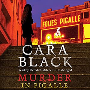 Murder in Pigalle Audiobook