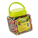 Beads Assorted Multicolor Fuse Beads for Kids Crafts, 11000 pcs (New Version) (Tamaño: New Version)