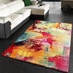PHC Tapis moderne Multicolore 120 x 1...