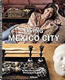 img - for Living Mexico City book / textbook / text book