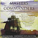 Masters And Commanders (Music From Seafaring Film Classics)