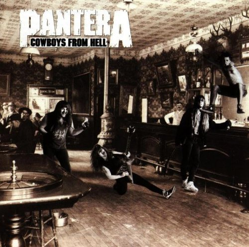 Cowboys From Hell By Pantera (1991-06-17)