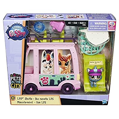 Littlest Pet Shop LPS Shuttle by Hasbro