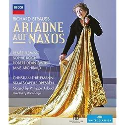 Strauss: Ariadne Auf Naxos [Blu-ray]