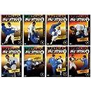 Brazilian Jiu-Jitsu Techniques and Tactics DVD Set