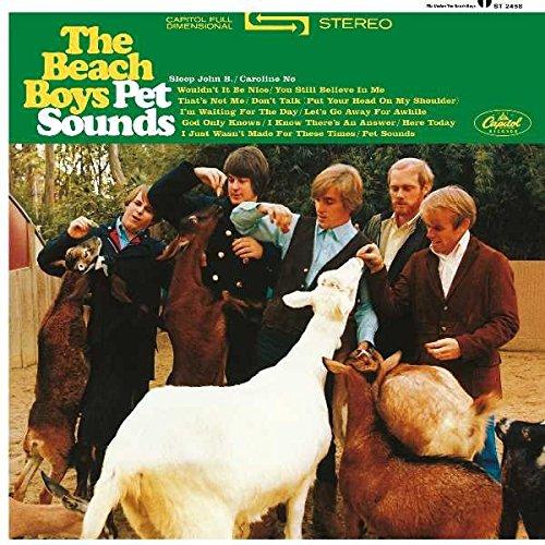 Vinilo : The Beach Boys - Pet Sounds [Stereo] (180 Gram Vinyl)