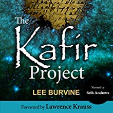 The Kafir Project Audiobook by Lee Burvine Narrated by Seth Andrews