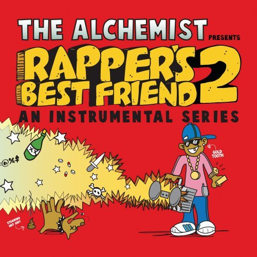 The Alchemist – Rappers Best Friend 2: An Instrumental Series (2012) [FLAC]