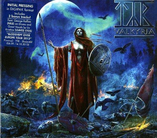 Valkyrja by Tyr (2013) Audio CD