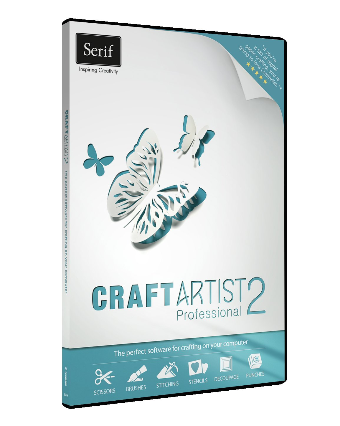 US Serif Software CraftArtist 2 Professional