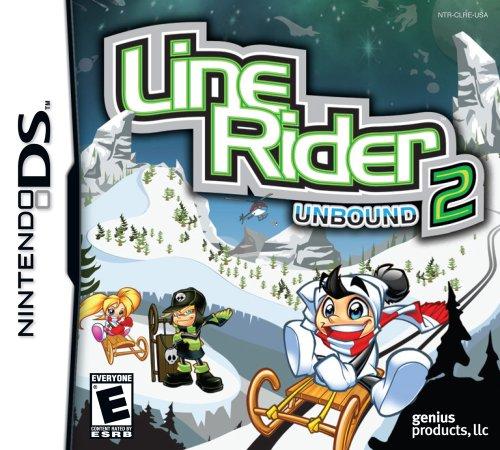 Line Rider 2: Unbound - Nintendo DS - 1