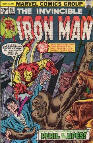 Iron Man (1st Series) #82