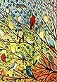 Toland Home Garden  Tree Birds 12.5 x 18-Inch Decorative USA-Produced Garden Flag