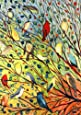 Toland Home Garden Tree Birds 28 x 40-Inch Decorative USA-Produced House Flag