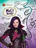 img - for Descendants: Mal's Diary (Disney Descendants) book / textbook / text book