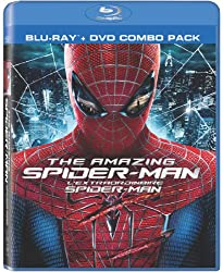 The Amazing Spider-Man (Bilingual Blu-ray/DVD Combo)