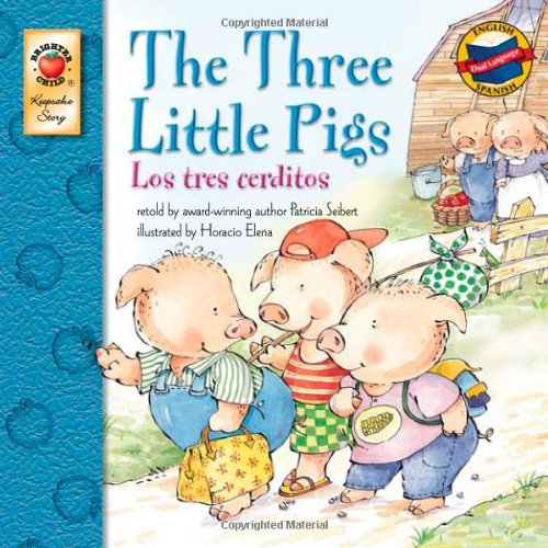 The Three Little Pigs/Los Tres Cerditos (Keepsake Stories - Dual Language)