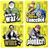 Half Moon Bay Four Coasters in a Sleeve Only Fools and Horses